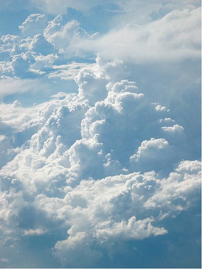 Cloud photo via Wikipedia