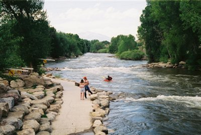 Salida whitewater park
