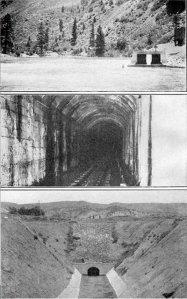 Gunnison Tunnel via the National Park Service
