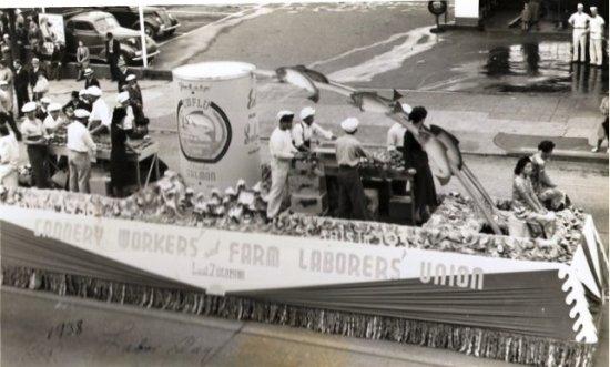 Labor Day circa 1938