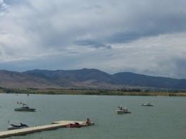 Boulder Reservoir.