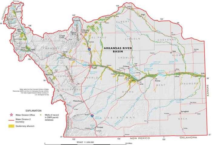 Arkansas River Basin Water Forum Seeks Nominees for Bob ...