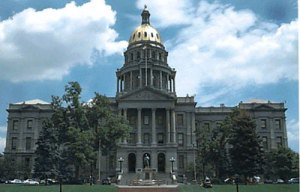Colorado Capitol building