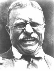President Theodore Roosevelt. By Smithsonian Institution Archives - Smithsonian Institution Archives, Public Domain, https://commons.wikimedia.org/w/index.php?curid=21968308
