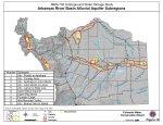 Arkansas River Basin alluvial aquifers via the Colorado Geological Survey