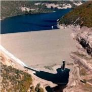 Mcphee dam