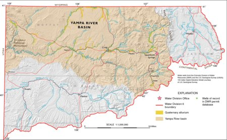 Yampa/White/Green river basins via the Colorado Geological Survey