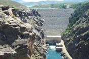 Blue Mesa Dam