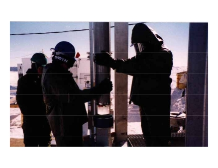 drillingicecoreinantarctica