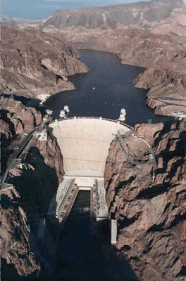 A full Lake Mead back in the day