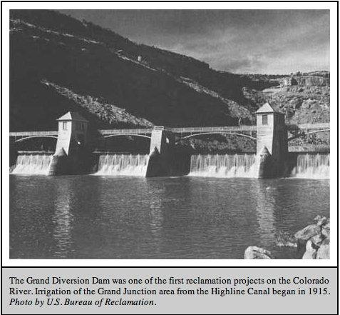 The Grand River Diversion