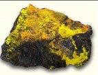 Uranium sample