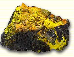 Uranium sample
