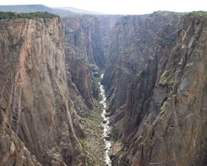 Black Canyon via the National Park Service