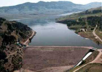 Green Mountain Reservoir operations update: 380 cfs in the Blue