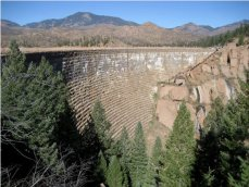 Cheesman Dam via Denver Water
