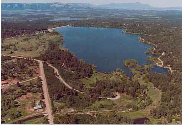 Jackson Gulch Reservoir