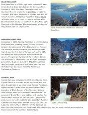 Aspinall Unit dams
