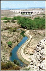 Bessermer Ditch via The Pueblo Chieftain