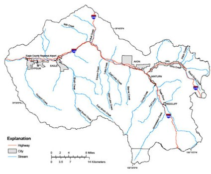 Eagle River Basin