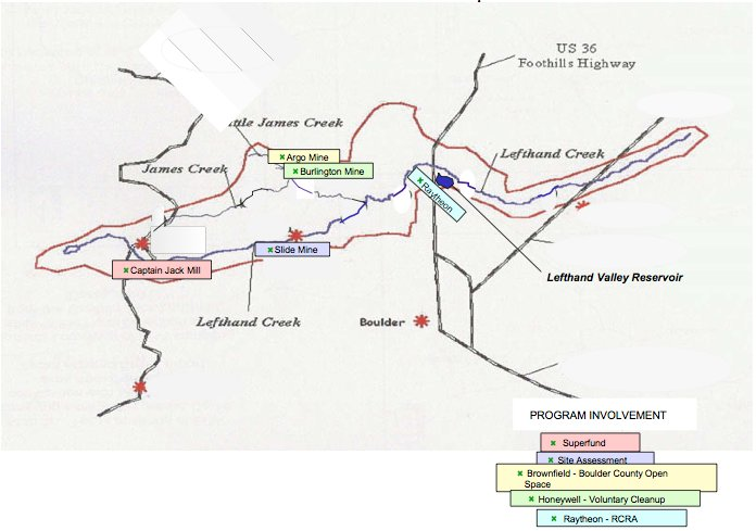 Boulder county completes the cleanup of the argo mine coyote gulch