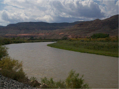 Colorado River -- photo via Wikipedia