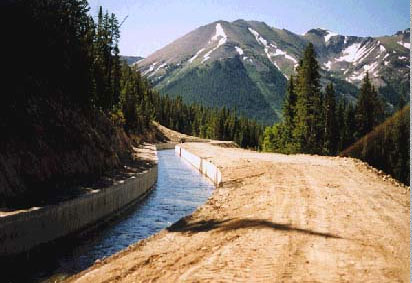 Independence Pass Diversion