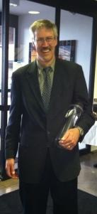 Nolan Doesken -- Colorado Water Foundation for Water Education President's Award Presentation 2011