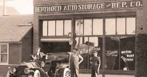 Berthoud Auto Storage back in the day