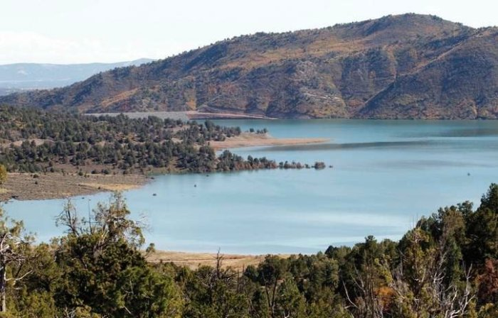 Lake Nighthorse via The Durango Herald