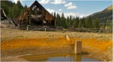 Acid mine drainage Pennsylvania Mine via the Summit County Citizens Voice