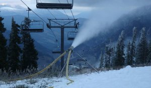 Copper Mountain snowmaking via ColoradoSki.com