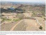 Chimney Hollow Reservoir site -- Bureau of Reclamation via The Denver Post