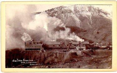 San Juan Smelter Durango via