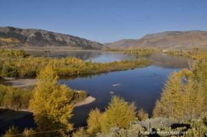 Windy Gap Reservoir via Northern Water