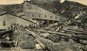 Smuggler Mine back in the day via GregRulon.com