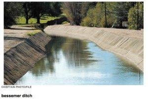 Bessemer Ditch via The Pueblo Chieftain