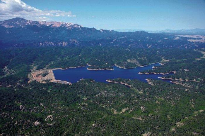 Drought + pipeline break = shutdown of boat ramp at Rampart