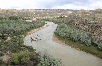 White River via Wikimedia