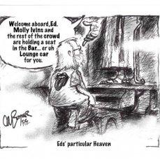 Ed's particular heaven -- CA Boyer