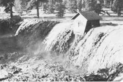 Lawn Lake Flood