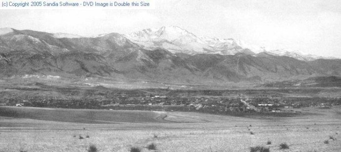 Colorado Springs circa 1910 via GhostDepot.com