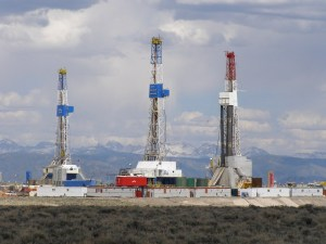 Directional drilling from one well site via the National Science Foundation