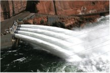 November 2012 High Flow Experiment via Protect the Flows