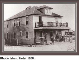 Rhode Island Hotel 1908 Parker via Best of Parker