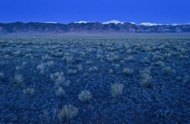 San Luis Valley via National Geographic