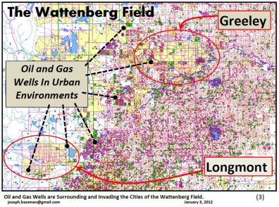 Wattenberg Oil and Gas Field via Free Range Longmont