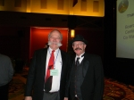 David Robbins and  J.C. Ulrich (Greg Hobbs) at the 2013 Colorado Water Congress Annual Convention