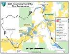Pumphouse, Radium campgrounds via the Bureau of Land Management