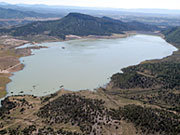 Lake Nighthorse via the USBR